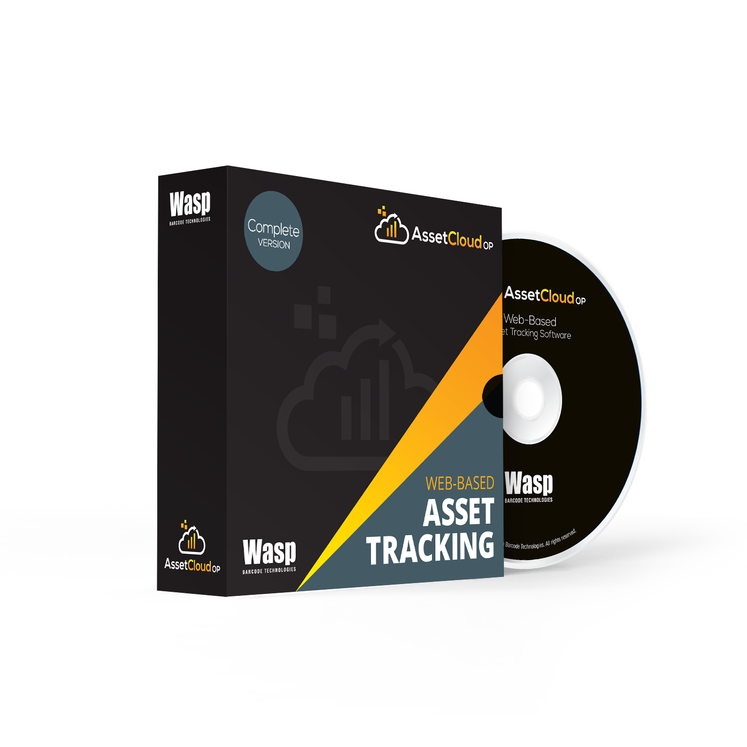 Asset Tracking Software Only