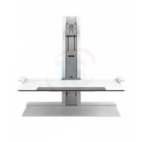 Humanscale Quickstand free LCD white