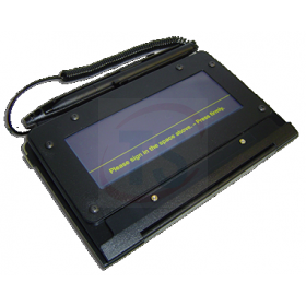 Topaz SigLite 1x5 HID USB - T-S461-HSB-R
