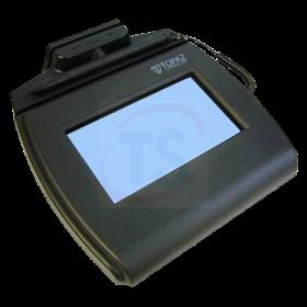 Topaz SigLite LCD 4x3 with MSR - TM-LBK750-HSB-R