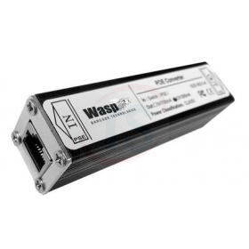 WaspTime POE converter for BC100, RF200 and HD300 time clocks