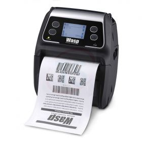Wasp WPL4MB Bluetooth Mobile Barcode Label Printer