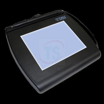Topaz SignatureGem 4x5 HID-USB Backlit - T-LBK766-BHSB-R