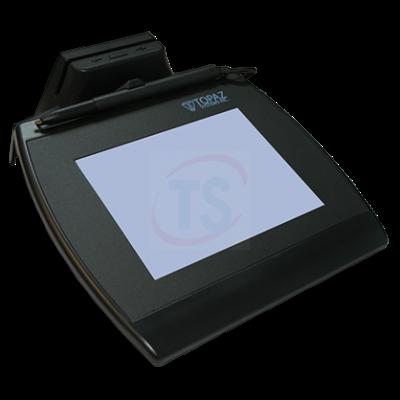 Topaz SignatureGem LCD 4x5 with MSR - TM-LBK766-HSB-R