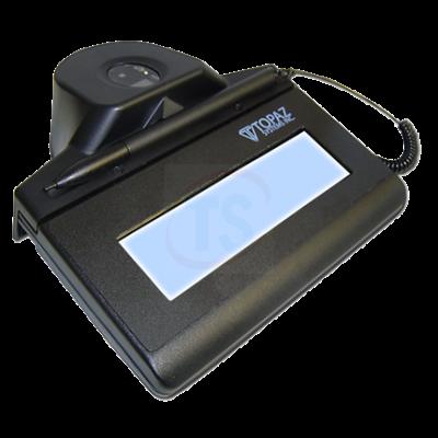 Topaz IDLite LCD 1x5 - TF-LBK463-HSB-R