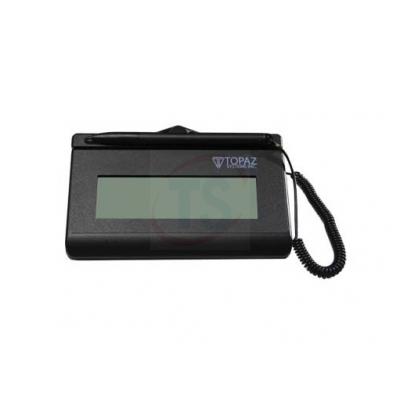 Topaz Siglite 1x5 Serial LCD - T-L460-B-R
