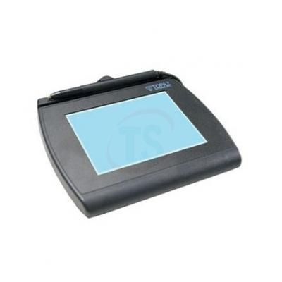 Topaz SignatureGem 4x5 LCD Virtual Serial Backlit High Speed - T-LBK766SE-BBSB-R