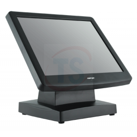 "Posiflex 17"" Touch Monitor USB Black"