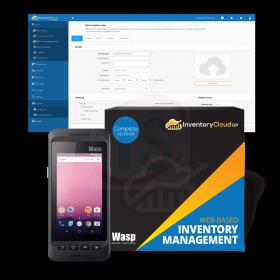 Wasp InventoryCloudOP Complete - 5 user w/DR4