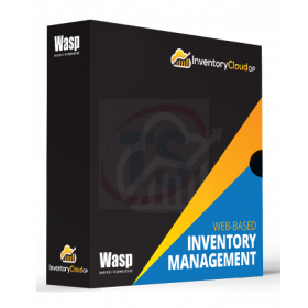 Wasp InventoryCloud Software Basic Application and Mobile App (Additional 1 user, 1 Year Subscription)  - Previous purchase required