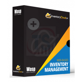 Wasp InventoryCloud - 5 Additional Users, 1 Year Subscription (Previous Purchase Required)