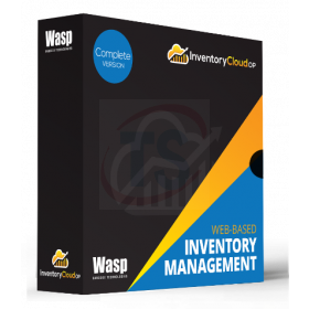 Wasp InventoryCloudOP Complete Software (5 users) - Self hosted One off pricing