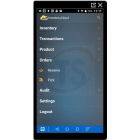 Wasp InventoryCloud Software Basic Application and Mobile App (1-Users, 1 Year Subscription)