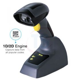 Wasp WWS650 2D Wireless Barcode Scanner