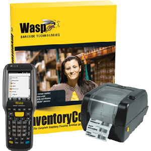 Wasp Stock Management Software